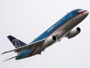 Rus uçağı düştü