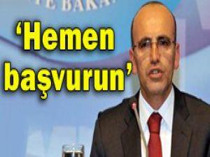 Maliye Bakanı Şimşek uyardı!