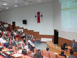 KMÜde tanıtım konferansı yapıldı