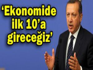 Erdoğan ekonomik çerçeveyi açıkladı