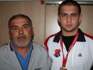 Konyalı güreşçi Türkiye şampiyonu oldu