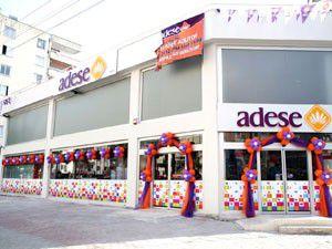 Adese Mersinde 2 yeni mağaza açtı