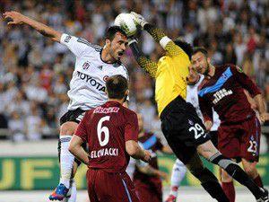 Beşiktaş 1-1 Trabzonspor