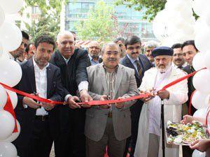 Mangal başı Maşagah açıldı