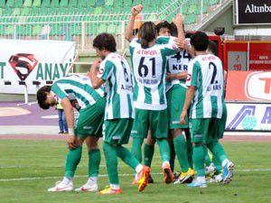 Konyaspor play-off öncesi moral buldu