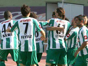 Konyaspor Play-off öncesi kampa girdi