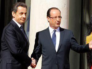 Sarkozy dönemi resmen sona erdi