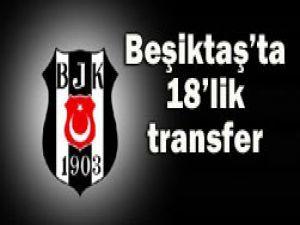 Beşiktaştan ilk transfer