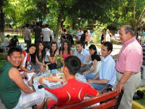 26 ülkeden 96 öğrenci Konyayı tanıyor