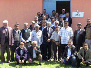 Kulu Ziraat Odası köyleri geziyor