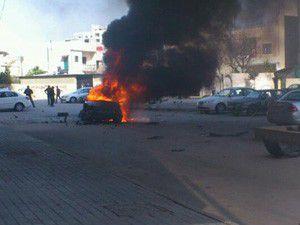 Suriyede bomba yüklü araç patladı: 7 ölü