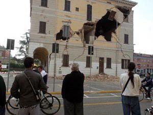 İtalyada 5.9 büyüklüğünde deprem
