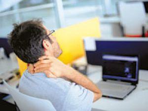 Bilgisayar kullanırken sağlığınızdan olmayın