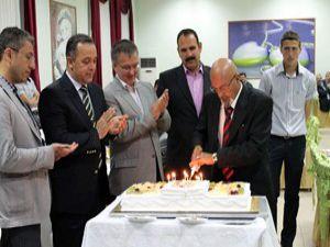 Akşehirin köklü gazetesi Pervasız 60 yaşında