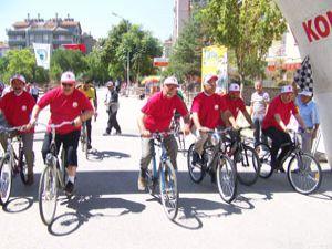 Konyada bisiklet kültürü canlanıyor