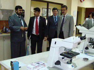 Selçuklu Tıp Belhteki üniversiteye destek verecek