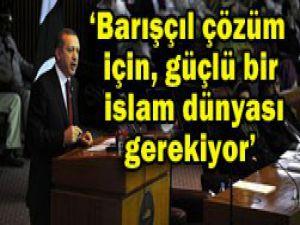 Erdoğan, Pakistan Meclisinde konuştu