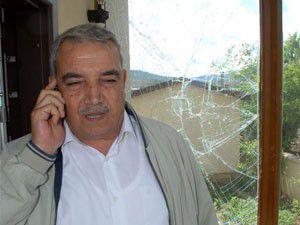 CHPli başkanın evine bombalı saldırı