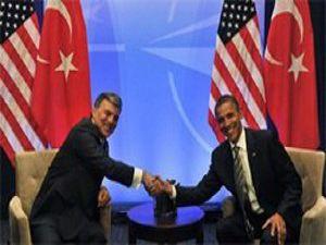 Cumhurbaşkanı Gül Obama ile görüştü