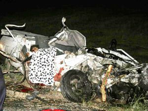 Konyada katliam gibi kaza: 5 ölü