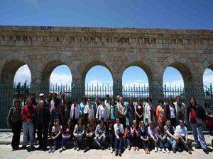 Beyşehirde 78 mezunları bir araya geldi