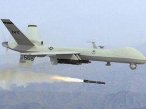 Pakistana hava saldırısı!