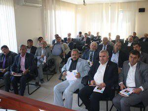 MHP, belde belediye başkanlarıyla buluştu