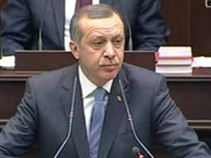 Erdoğan, Suriye konusunda sert çıktı