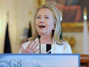 Clinton Türkiyeye gelecek