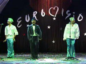 Erdal Bakkal Eurovisionda