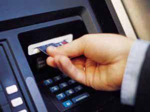 ATMye dokunan yanıyor