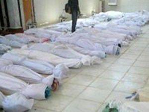 Suriyede katliam tartışması
