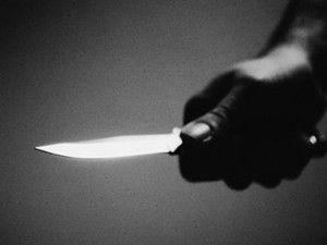 Beyşehirde 1 kişi bıçakla yaralandı