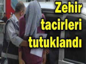 3 kilo esrara 4 tutuklama