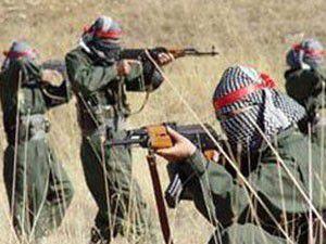 Bölücü terör örgütü militanları 10 kişiyi kaçırdı