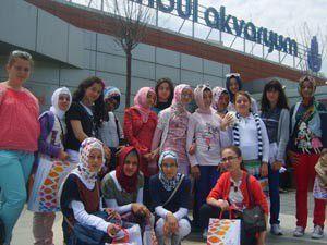 Gençlikten İstanbula gezi çıkarması