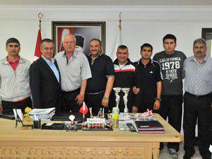 Akşehir Belediye Kültürspordan büyük başarı