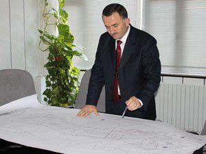 Beyşehirde yeni sanayi bölgesi için düğmeye basıldı