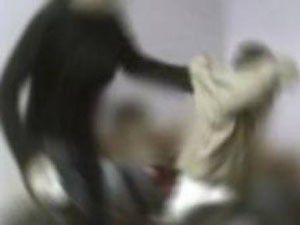 Konyada 2 yaşındaki çocuğa darp iddiası