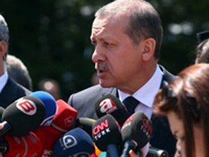 Erdoğan: Zulme sessiz kalamazdık