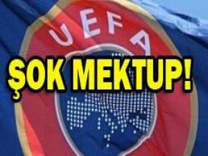 UEFA; Fenerbahçeyi düşürün
