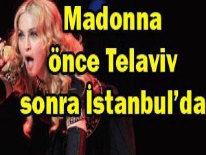 Madonnanın Telaviv Konseri