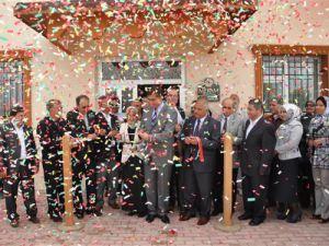 Alakova Mahalle Konağı hizmete açıldı