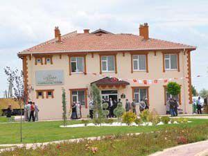 Meram Alakova Mahalle Konağı hizmete açıldı