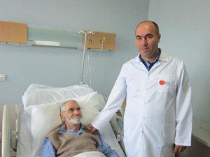 Özel Medline Hastanesinden başarılı bir operasyon