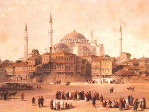 Haçlılar yıktı, Osmanlı ihya etti