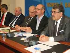 Konya teşkilatı Türkiyeye örnektir