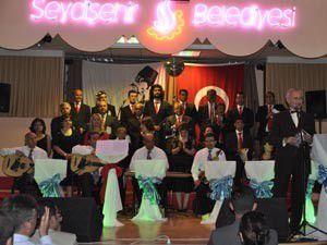 Seydişehir musiki derneği 26 yaşında