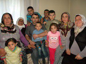 Iraktaki Türk işçiler Türkiyede