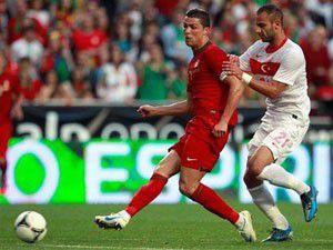 Türkiye Portekizi devirdi! 1-3